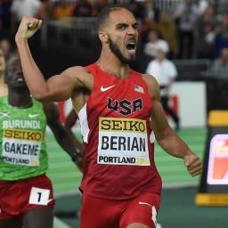 Boris Berian earns hero status off the track by winning run-in with Nike