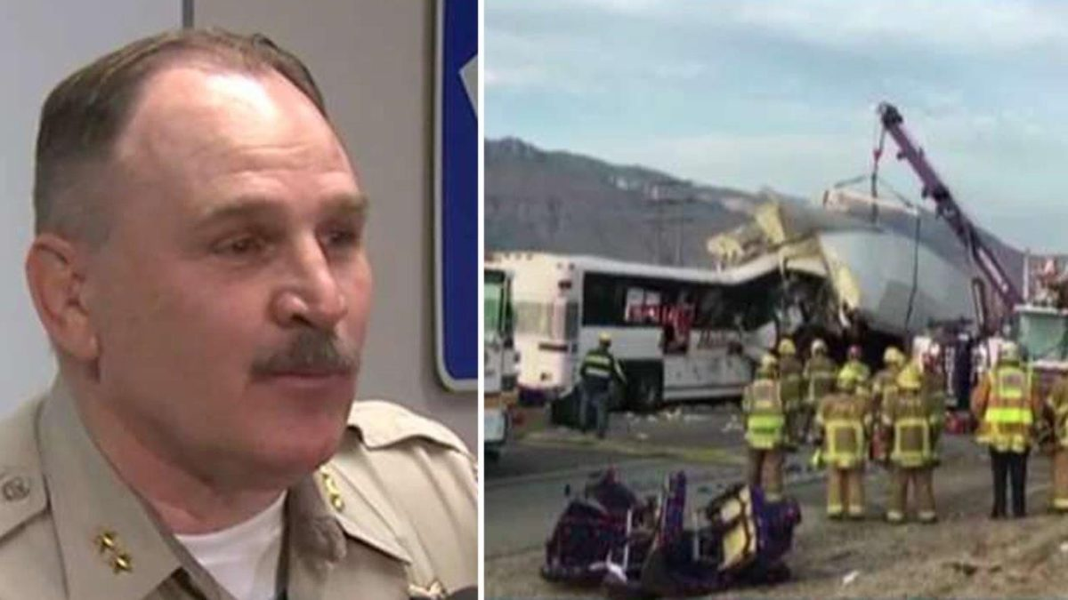 At Least 13 People Killed In California Tour Bus, Semi-Truck Crash, Officials Say