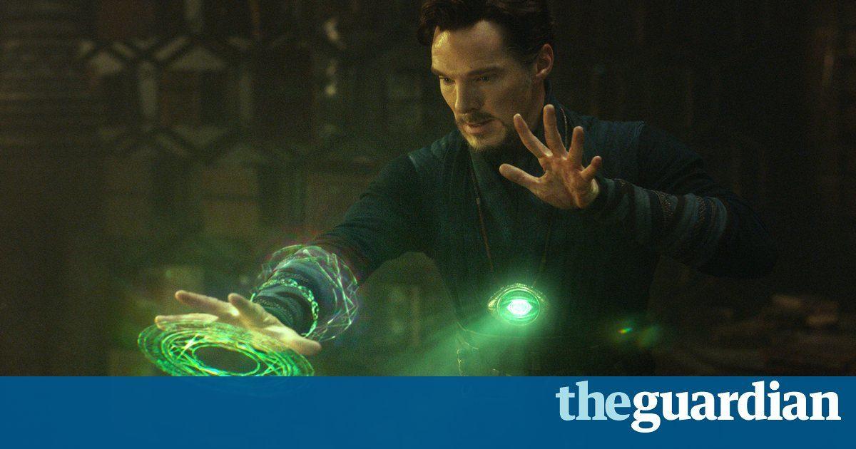 Marvel's Doctor Strange cures struggling US box office as Trolls cast spell