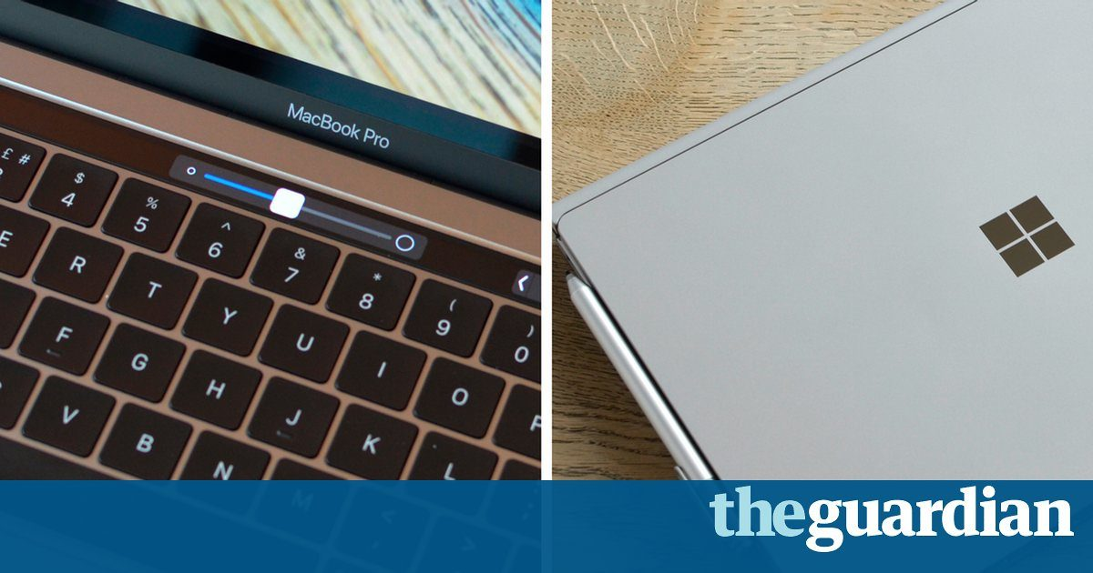 Is it time to swap your Mac for a Windows laptop?