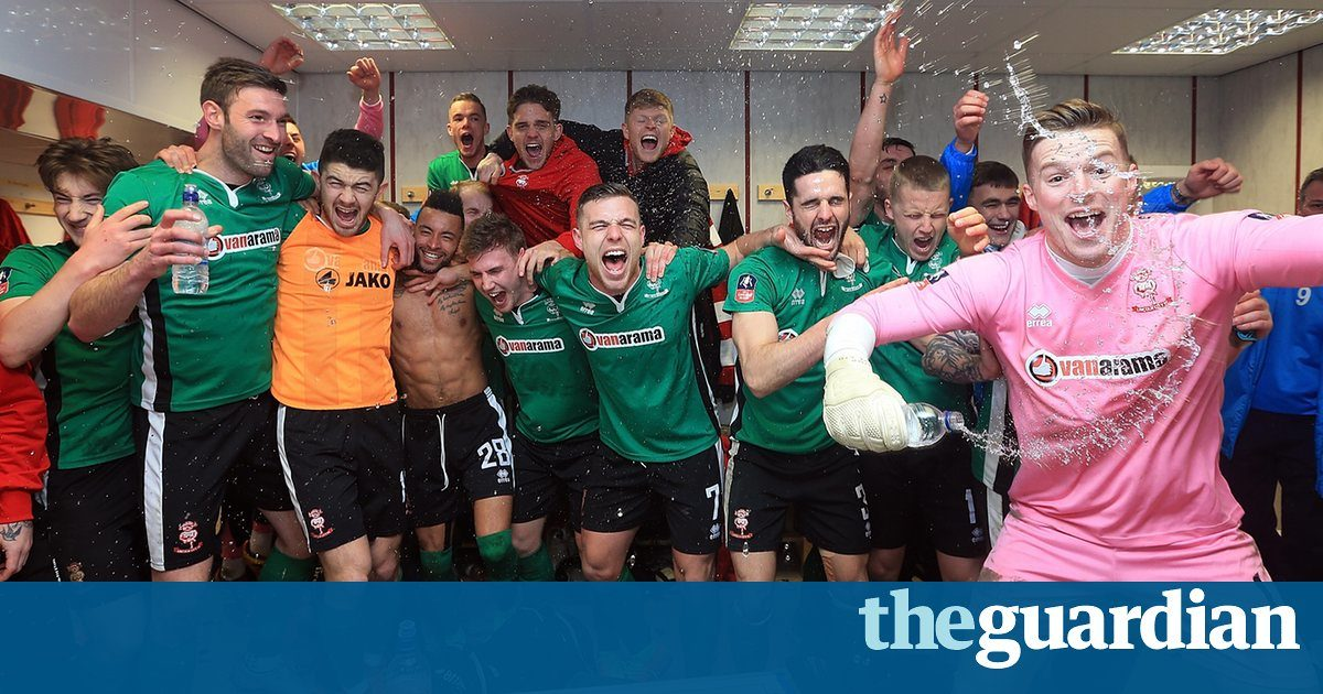 The giant-killing FA Cup is no longer such a football fairytale | Matthew Engel