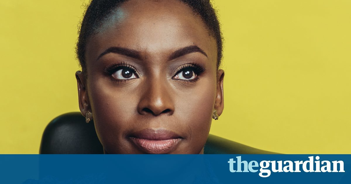 Chimamanda Ngozi Adichie: 'Can people please stop telling me feminism is hot?'