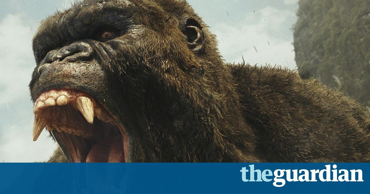 Kong climbs to top of the box office as Logan claws way to second place