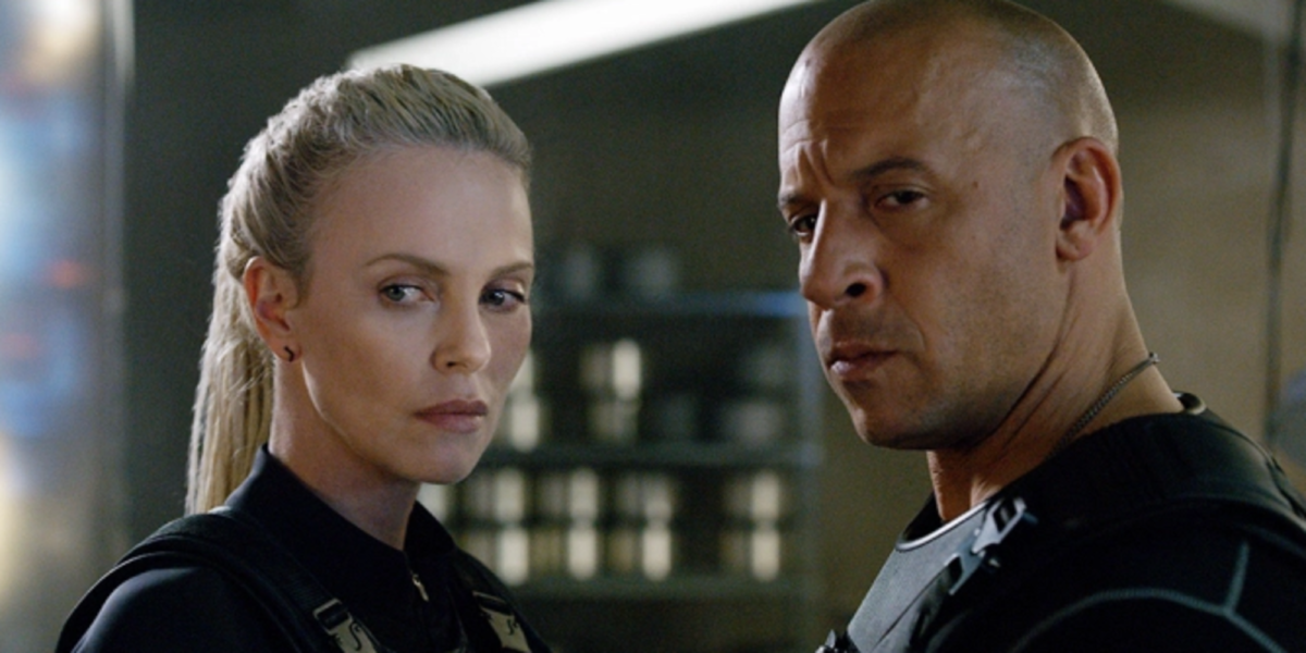 'The Fate Of The Furious' Cruises To No. 1 Again At The Box Office