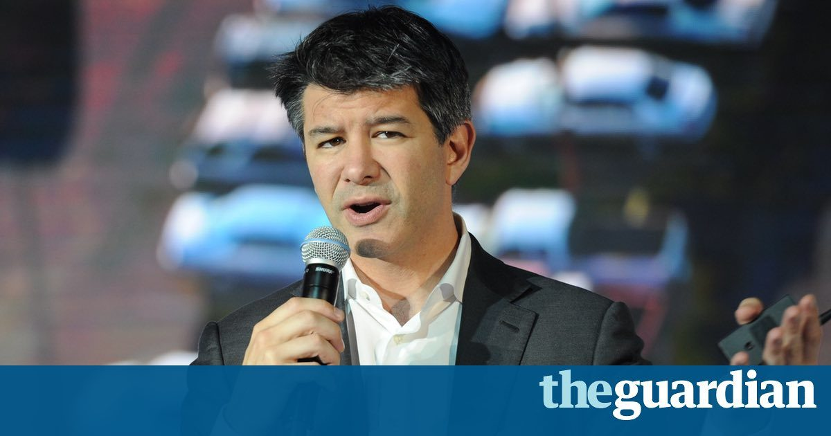 Uber silent on CEOs future as it adopts Holder proposals