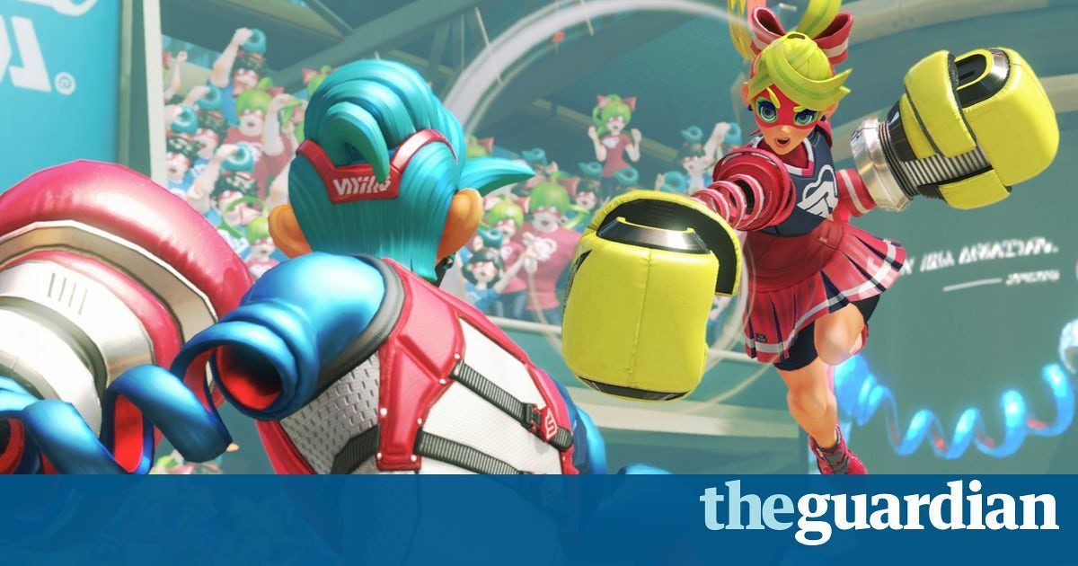 Arms review: Nintendo's springy limbed fighting game is ridiculous fun