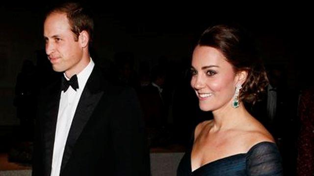 Prince William, Kate Middleton and Prince Harry post job ad on LinkedIn