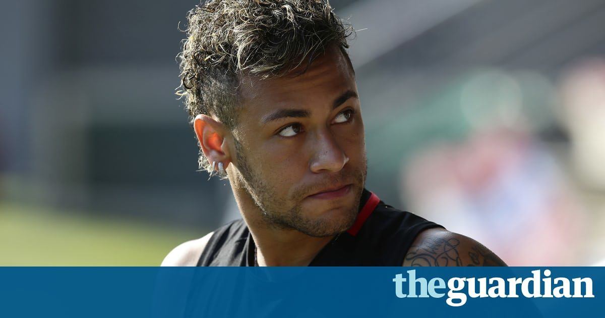 PSG to hold talks over 196m deal to capture Neymar from Barcelona