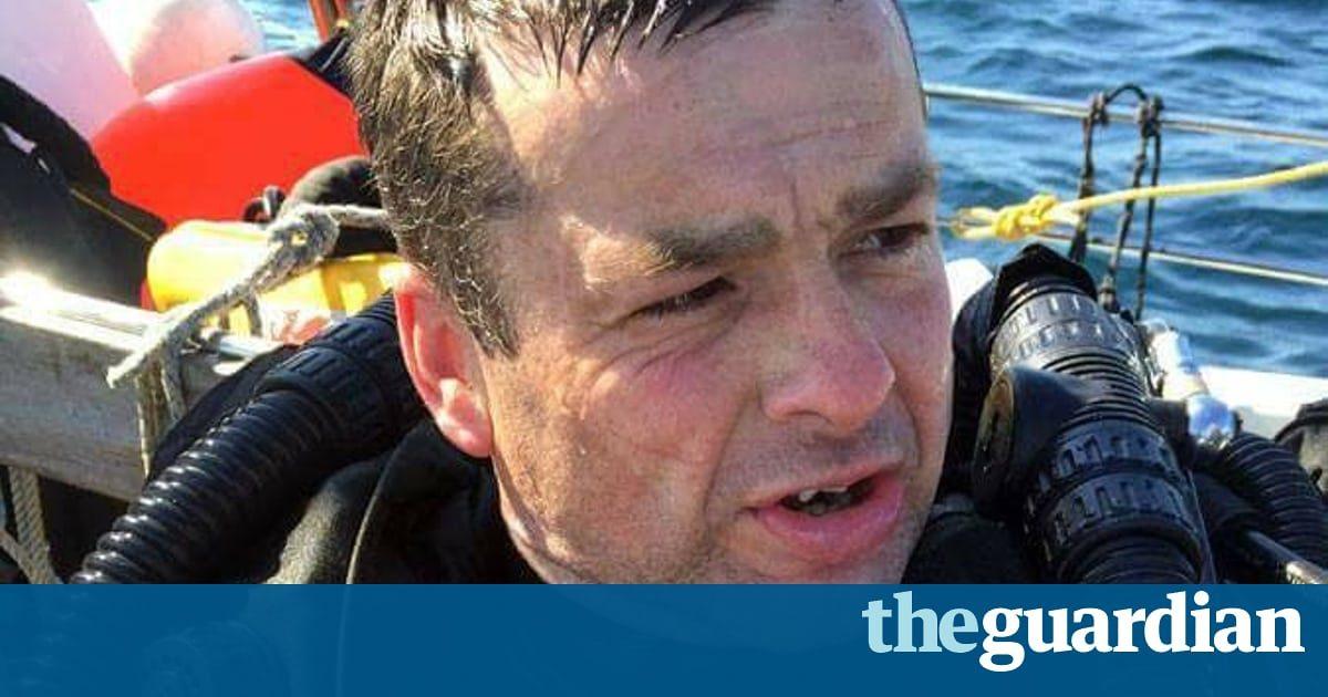 British scuba diver dies exploring shipwreck off US coast
