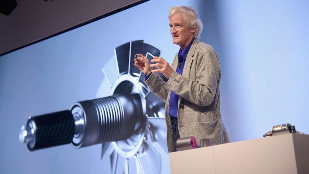 Dyson expecting no Brexit deal