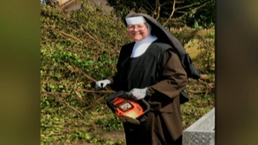 Florida's 'chainsaw nun' inspires new beer
