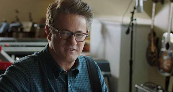 Coal for your ears: Joe Scarborough releasing Trump-themed Christmas EP