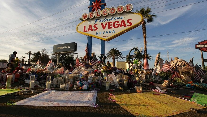 Las Vegas shooting victims file more lawsuits, press for answers