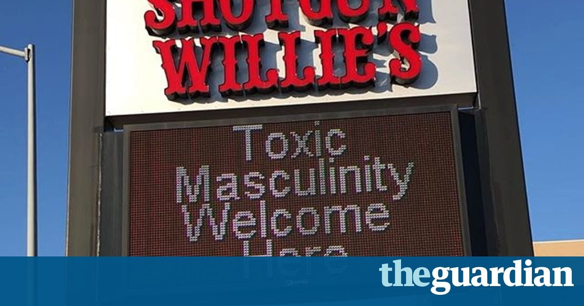 'Our business is men, and men are not toxic': Colorado strip club sign raises ire
