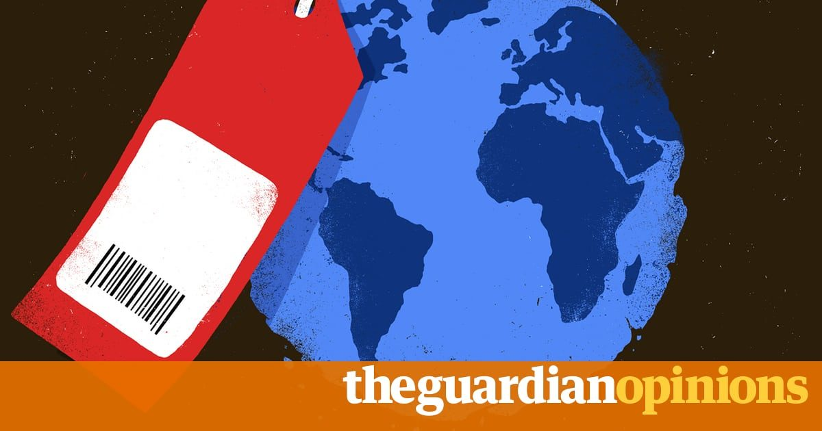 Too right it's Black Friday: our relentless consumption is trashing the planet | George Monbiot
