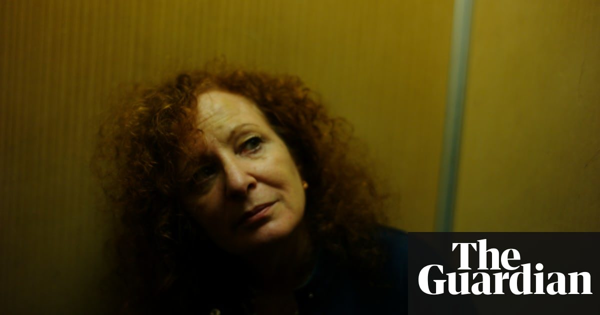 'I dont know how they live with themselves'  artist Nan Goldin takes on the billionaire family behind OxyContin
