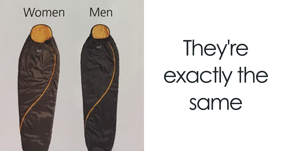 30+ Pointlessly Gendered Products That We Cant Believe Exist