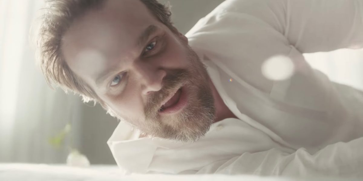 Here all of David Harbour's perfect Super Bowl Tide ads